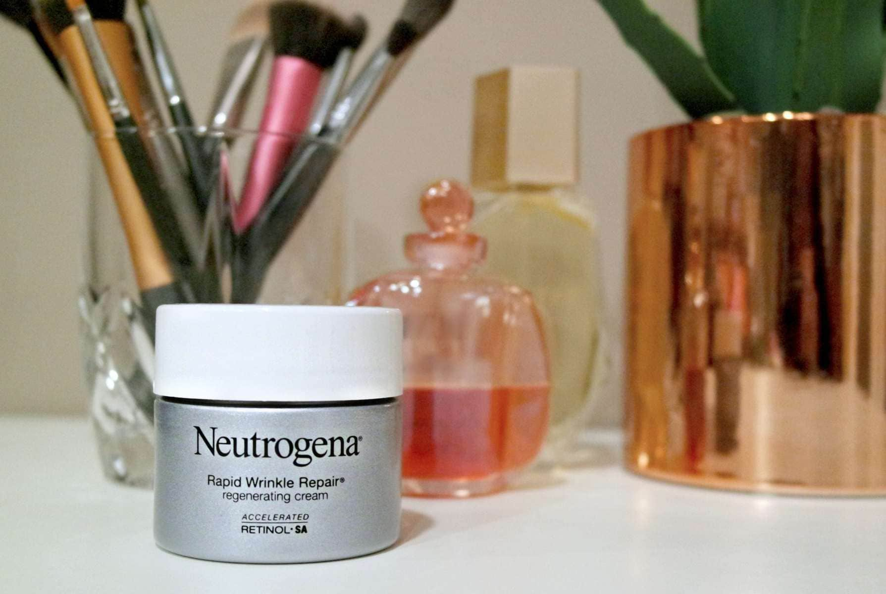 Review: Neutrogena Rapid Wrinkle Repair Regenerating Cream [Sponsored] - Wardrobe Oxygen