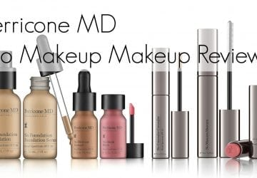 Over 40 Beauty Review: Perricone MD No Makeup Makeup Line