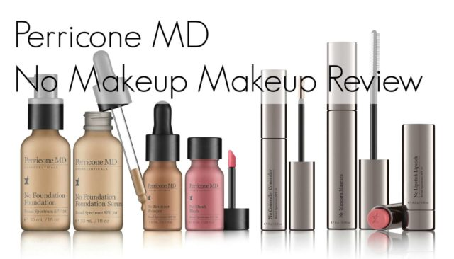 Perricone MD No Makeup Makeup Review - Wardrobe Oxygen
