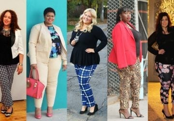 Ask Allie: Ankle Pants for Curvy Cusp Sized Women