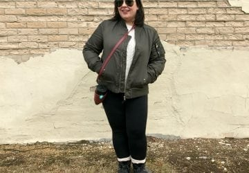 What I Wore: Test Drive