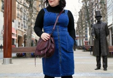 What I Wore: Winter Transition