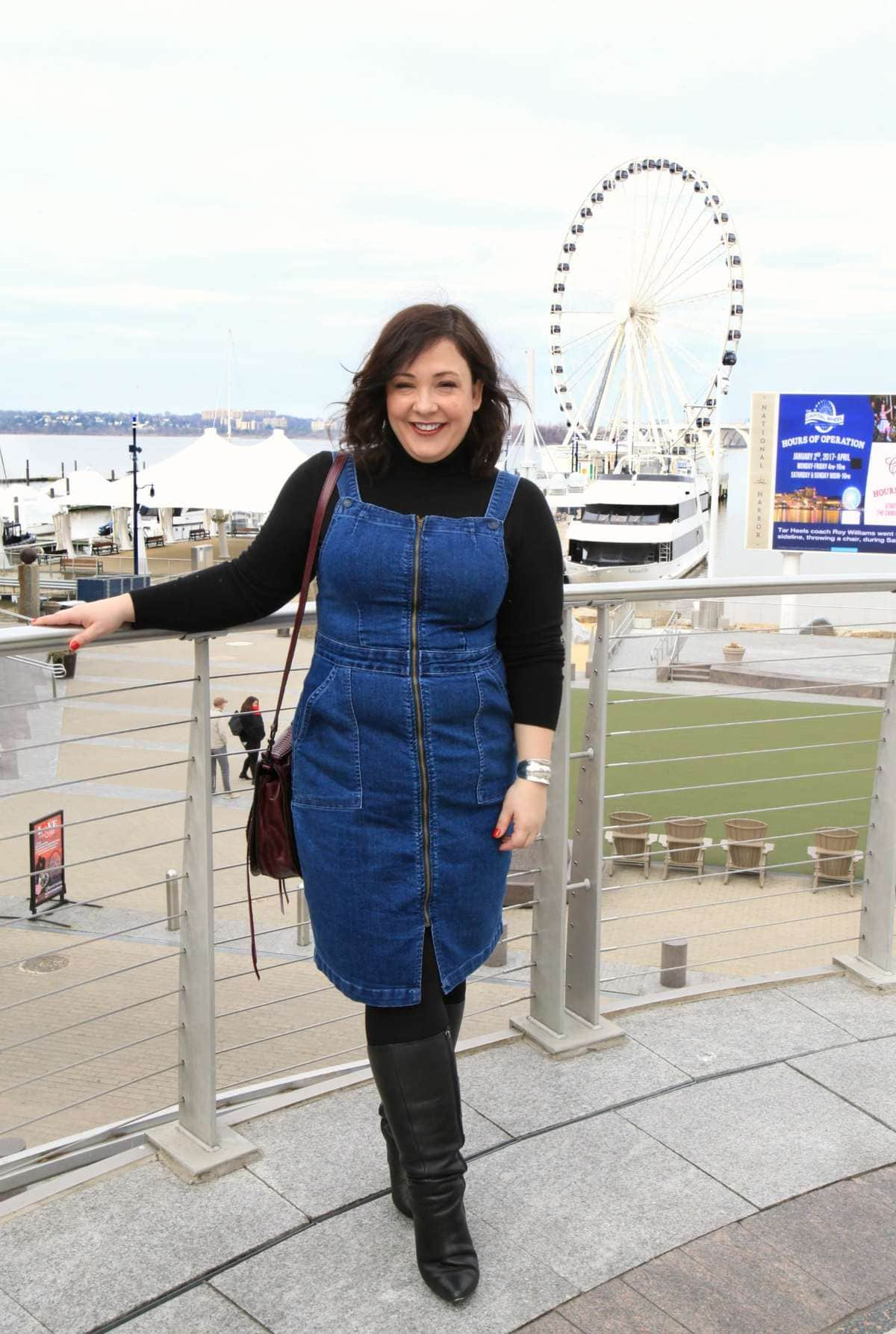 wardrobe oxygen in city chic at the national harbor
