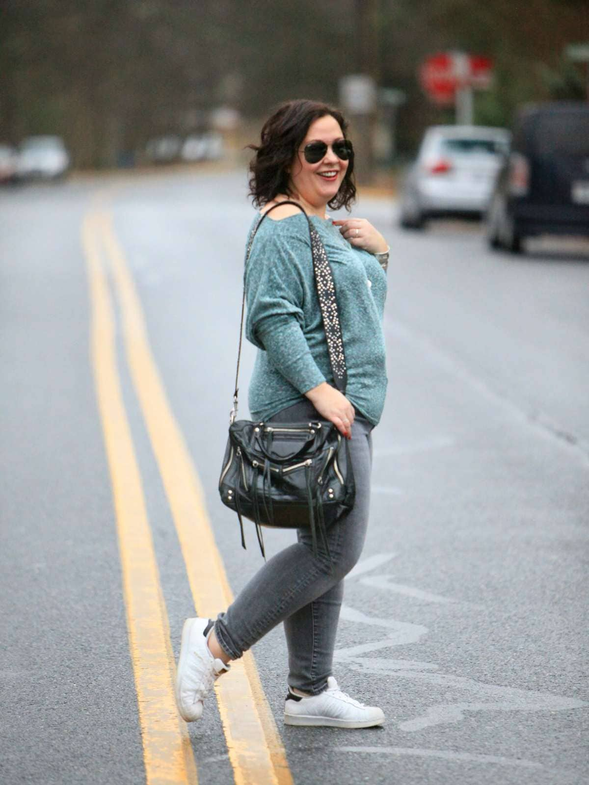 wardrobe oxygen over 40 fashion blogger size 14