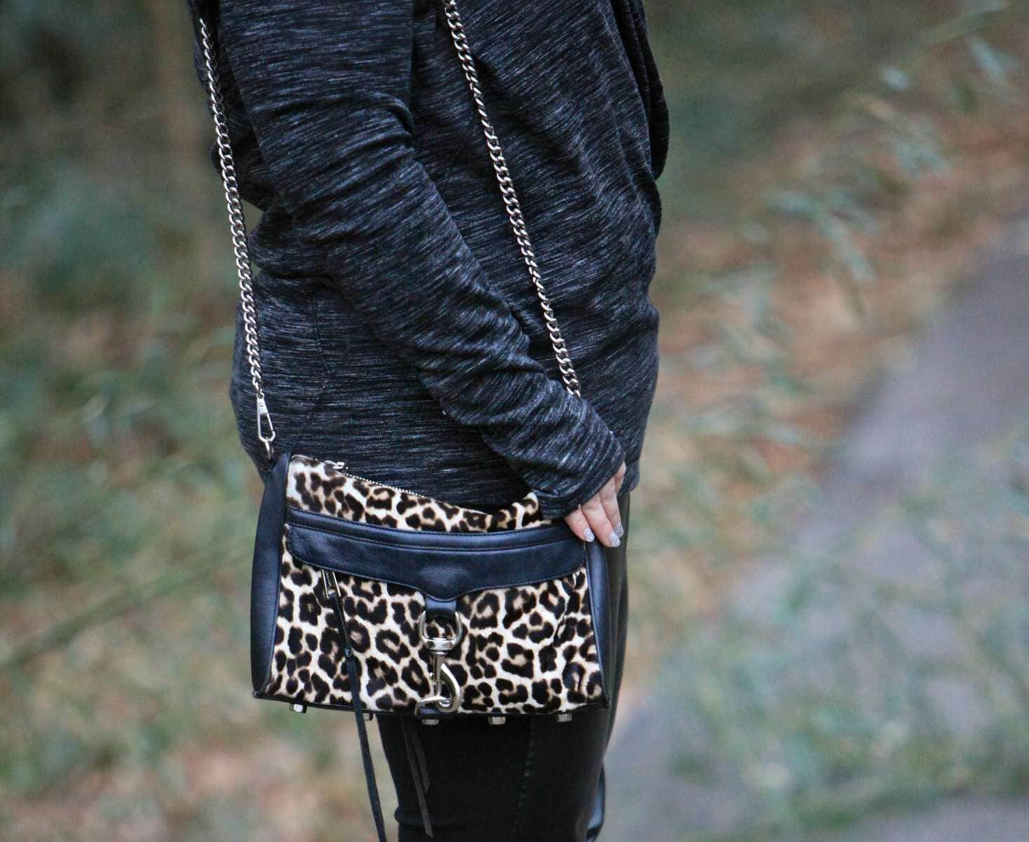 wardrobe oxygen with the rebecca minkoff mini mac leopard calfhair