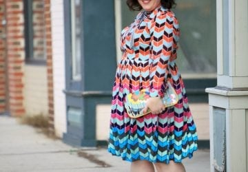 What I Wore: Prints Please