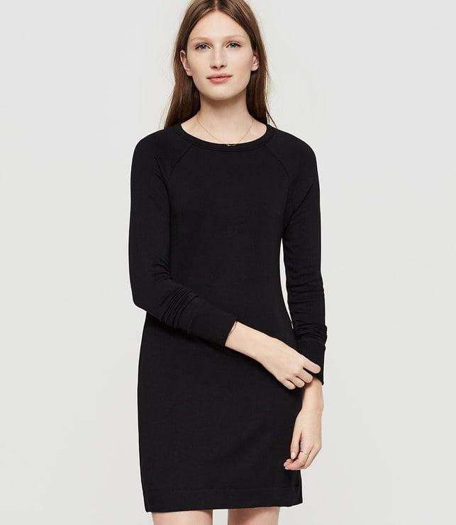 Lou and Grey Signaturesoft Sweatshirt Dress