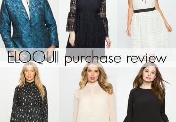 Recent Clothing Hits and Misses: ELOQUII Edition