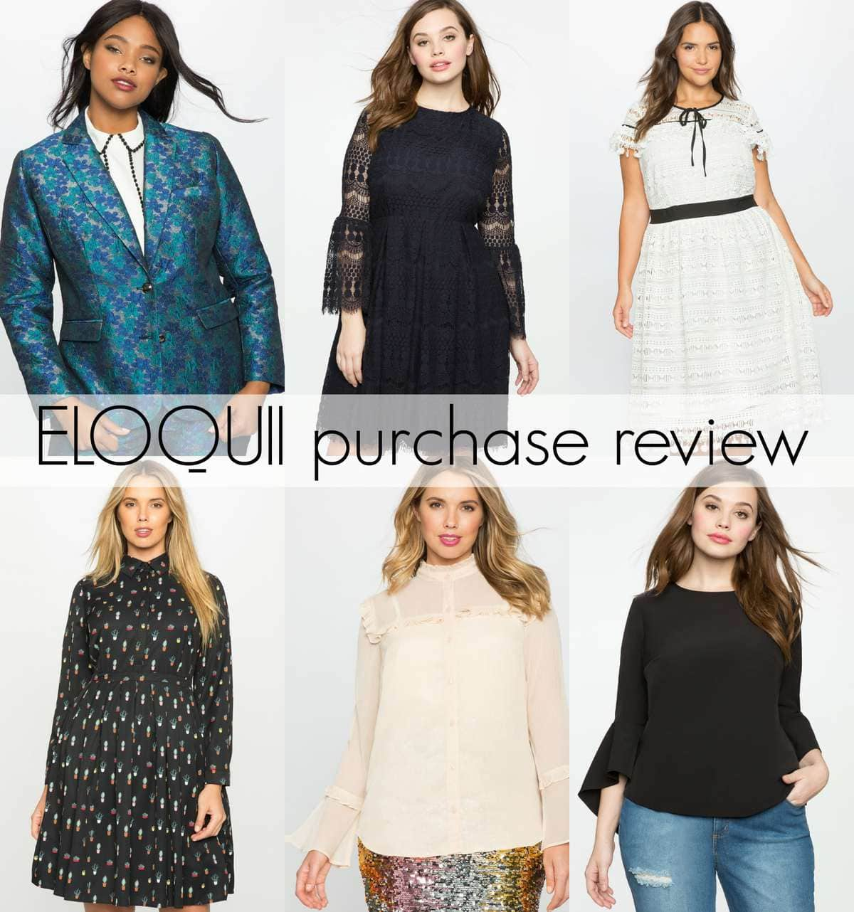 Wardrobe Oxygen - ELOQUII purchase review hits and misses
