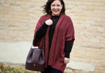What I Wore: Warm Layers