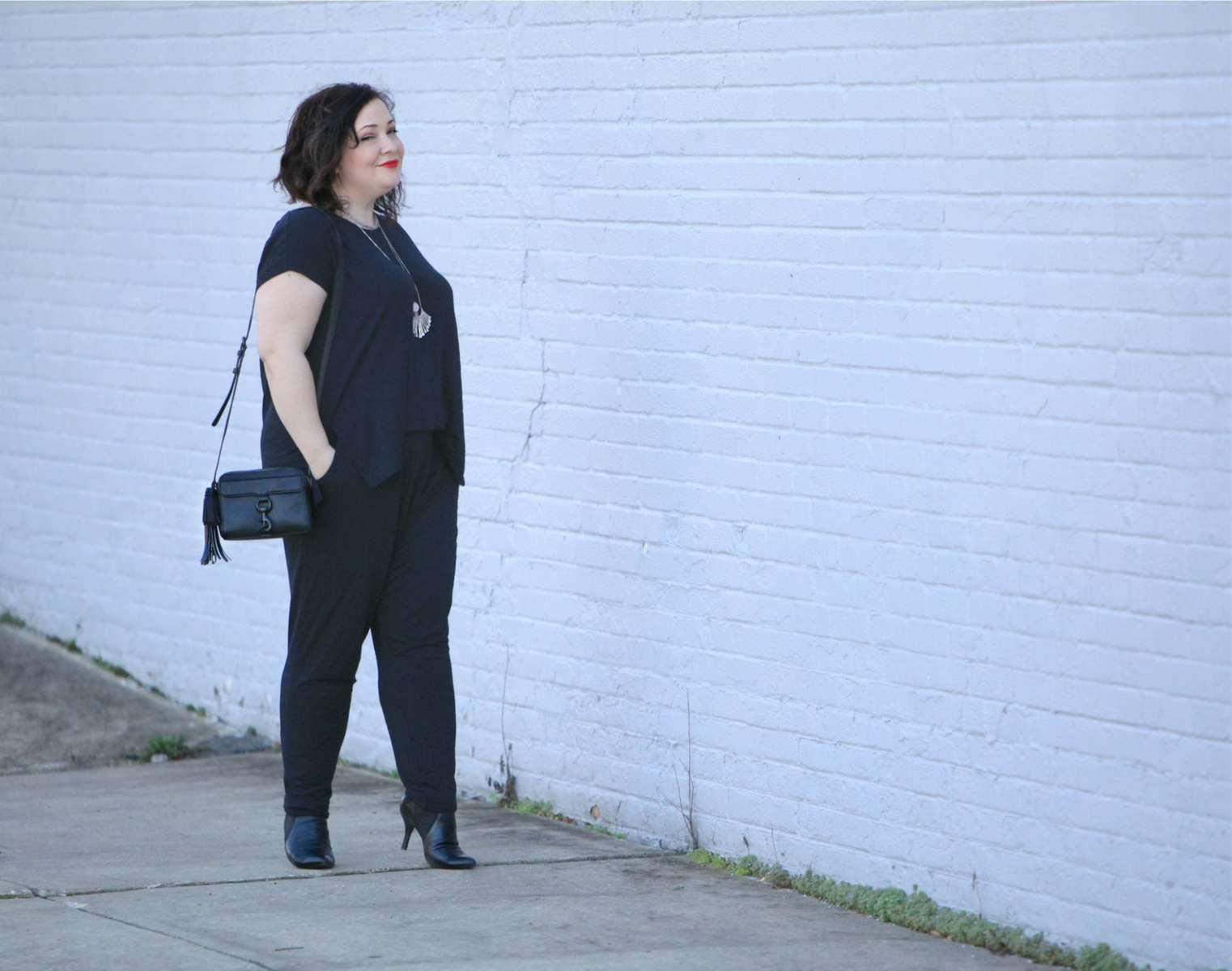 wardrobe oxygen over 40 fashion blogger in cabi