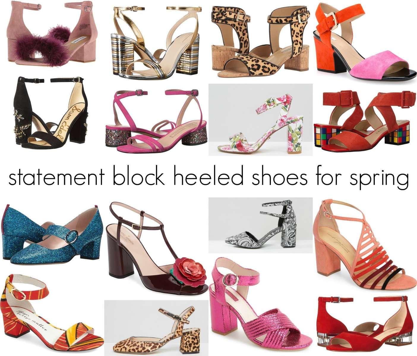 Black Heels Shoes for Spring that Make a Statement - Wardrobe Oxygen