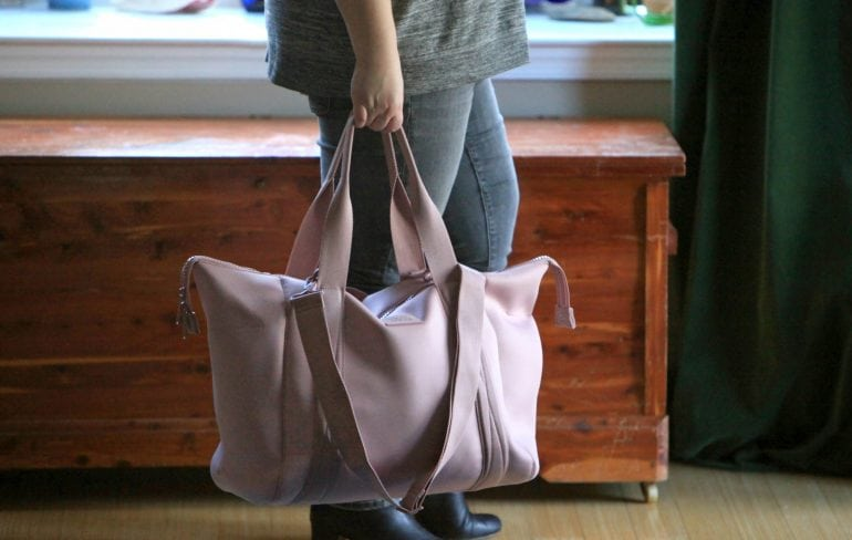 dagne dover landon carryall review