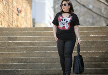 What I Wore: Metal to Market