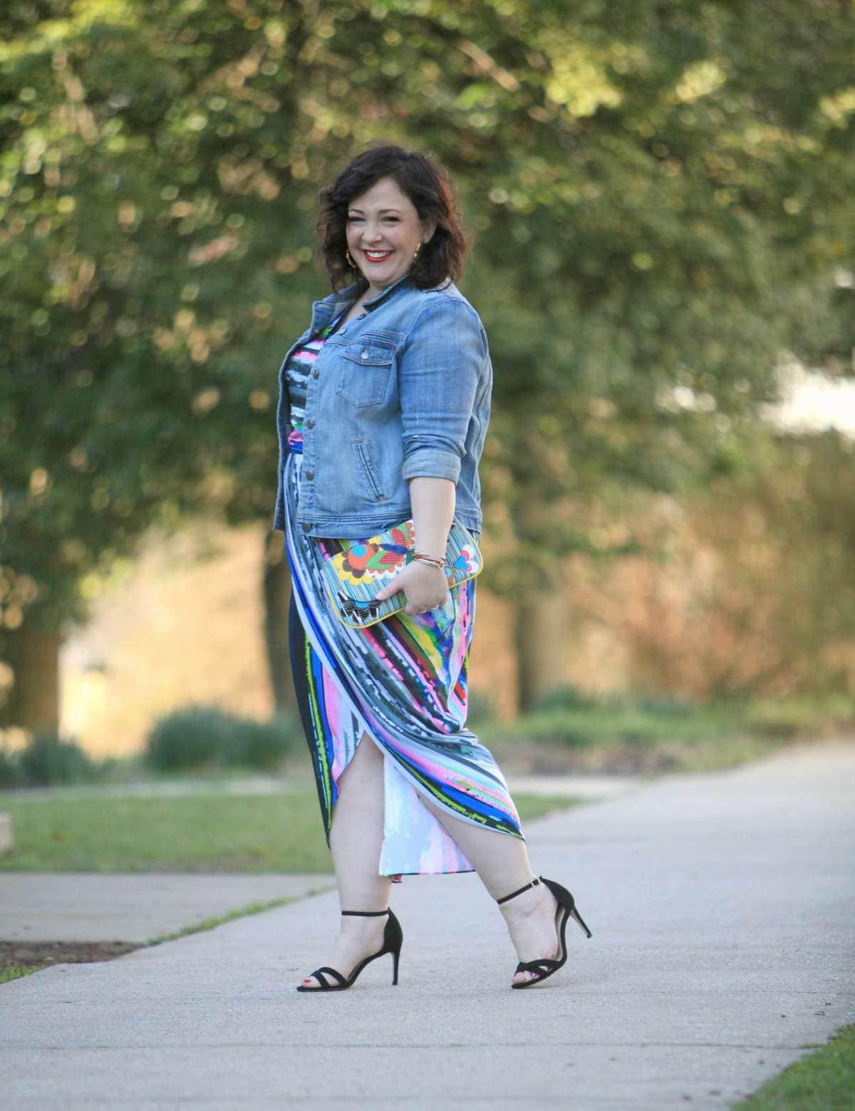 wardrobe oxygen size 14 fashion blog featuring gwynnie bee