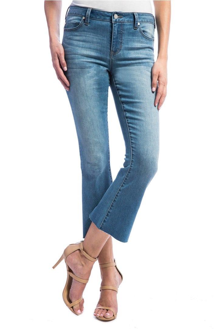 Liverpool Jeans Crop Flares