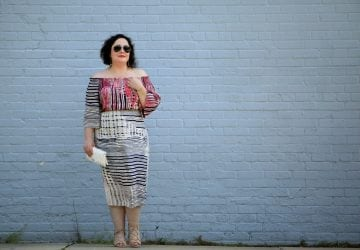 What I Wore: Tracy Reese x Gwynnie Bee