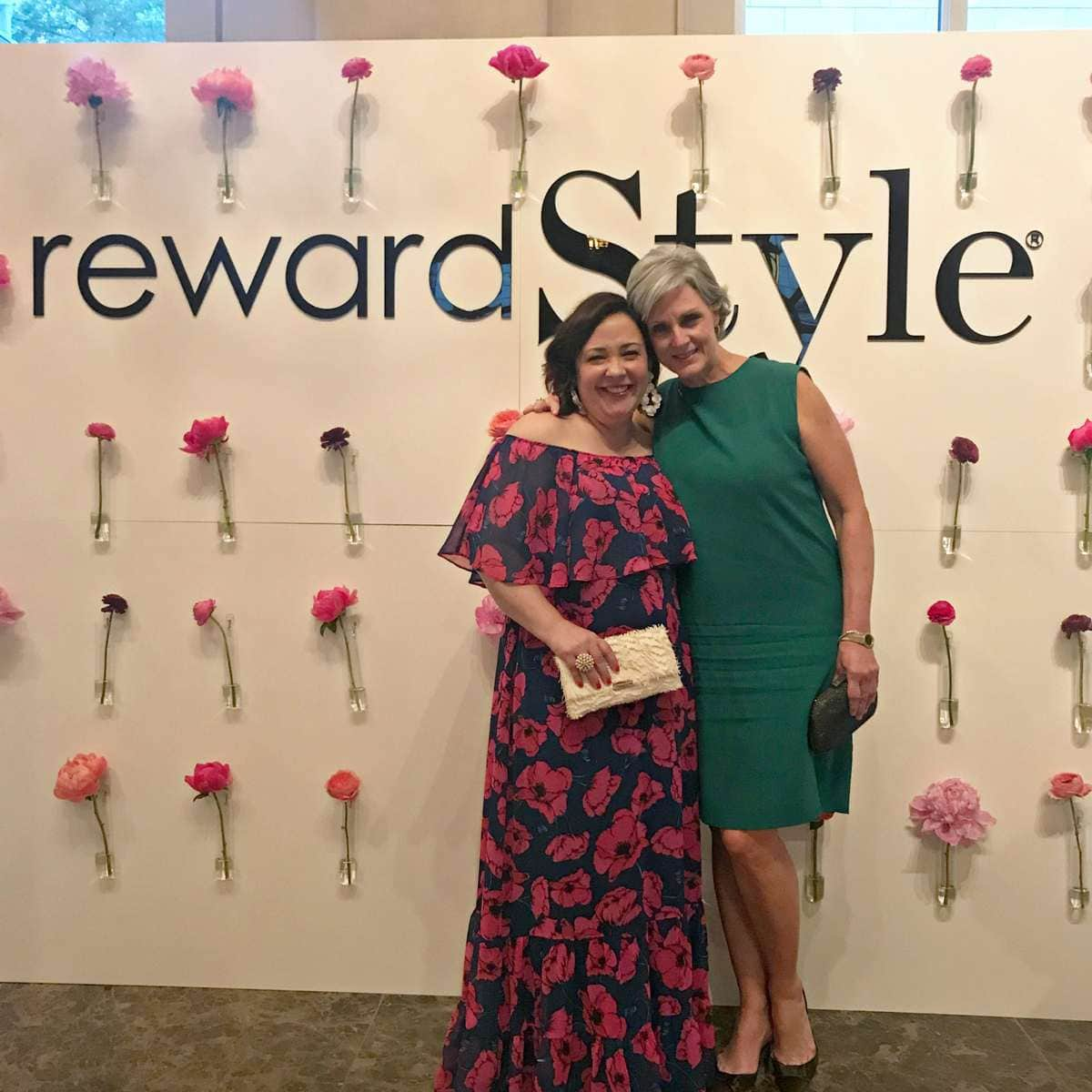 rewardstyle conference 2017 over 40 bloggers