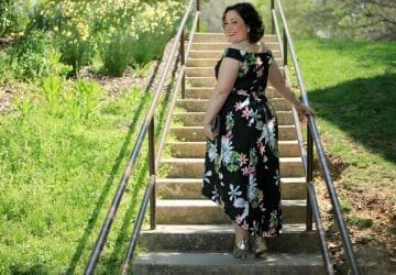 What I Wore: Groundbreaking Florals [Sponsored]