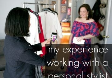 Hiring a Personal Stylist: My Second Session with DC Style Factory