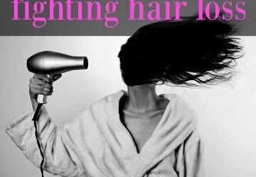 How Allie Got her Hair Back: Fighting Hair Loss over Age 40 and What Worked