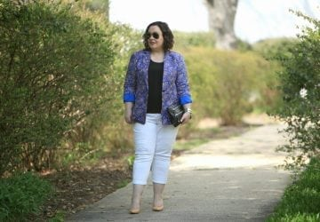 What I Wore: Chico's Girlfriend Jeans [Sponsored]