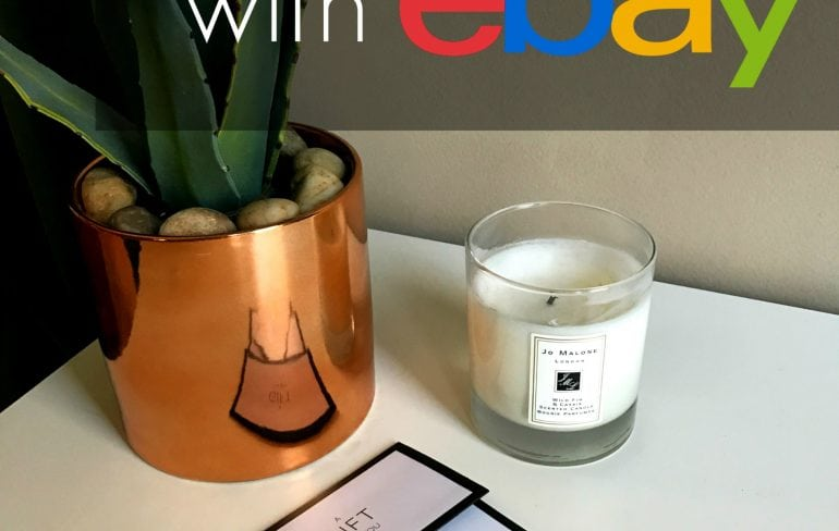 spring cleaning your closet with eBay - Wardrobe Oxygen