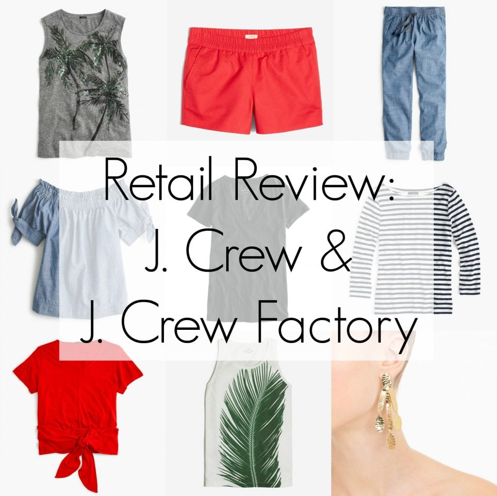 J. Crew and J. Crew Factory Summer 2017 Review hits and misses - Wardrobe OxygenJ. Crew and J. Crew Factory Summer 2017 Review hits and misses - Wardrobe Oxygen. J. Crew Summer 2017 Review