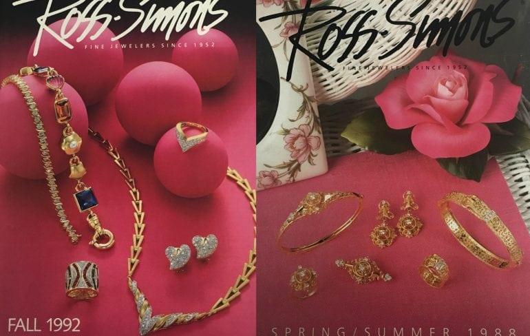 Ross-Simons Catalog Fall 1992 Spring Summer 1988