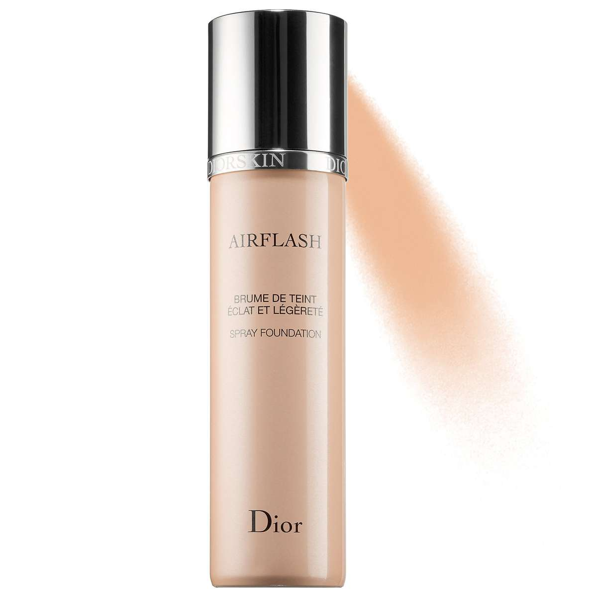 dior airflash spray foundation
