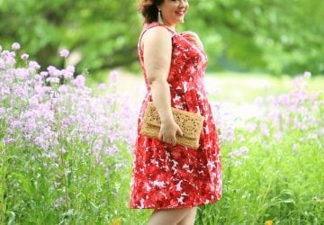 What I Wore: Floral with Flowers
