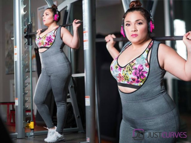 just curves plus size activewear