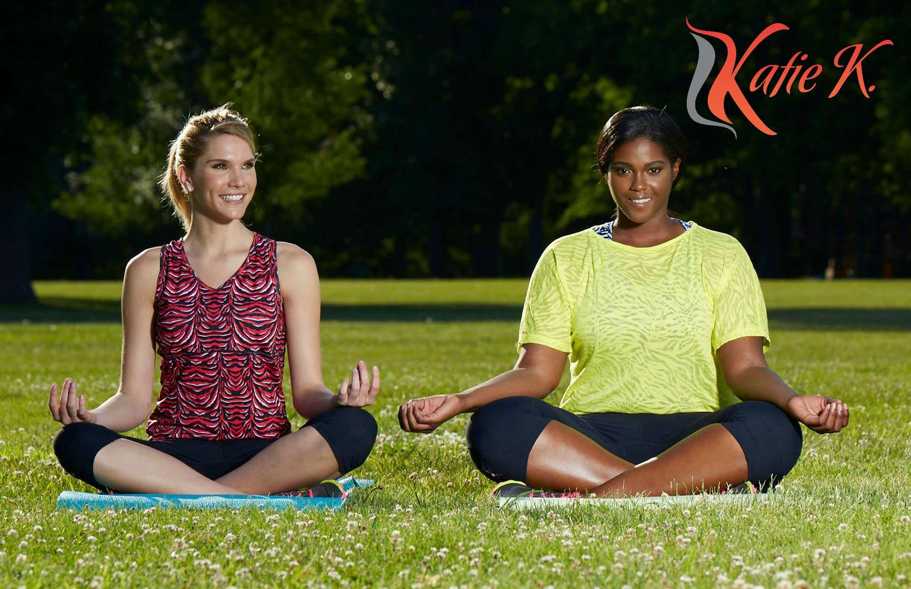 katie k active plus size activewear