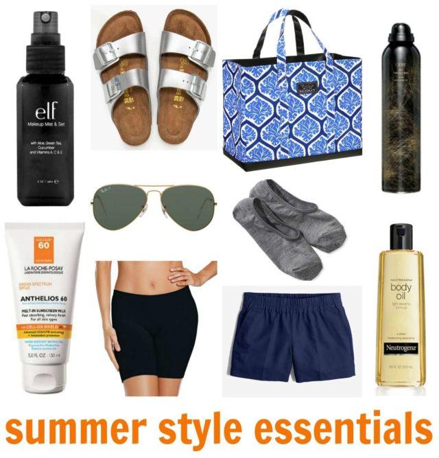 summer style essentials by wardrobe oxygen