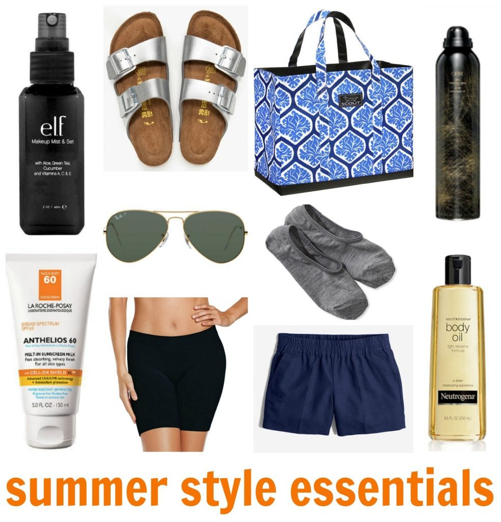 summer style essentials by wardrobe oxygen