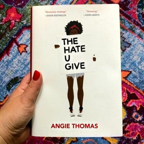 the hate u give angie thomas