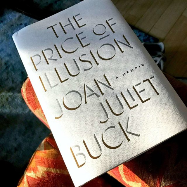 the price of illusion joan juliet buck