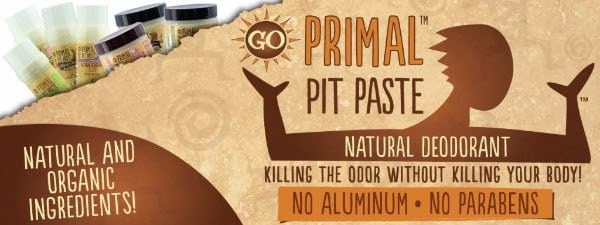 Primal Pit Paste Natural Deodorant - transitioning to a natural deodorant: my experience, featured by popular DC curvy fashion blogger, The Fashionista Momma