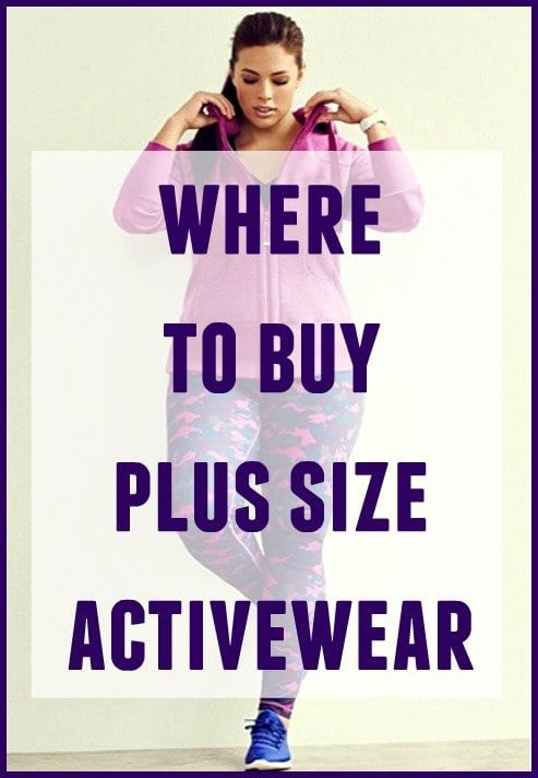 4b866ad715 Where to Shop For Plus Size Activewear | Wardrobe Oxygen