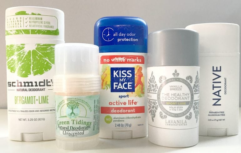 natural stick deodorant reviews by wardrobe oxygen