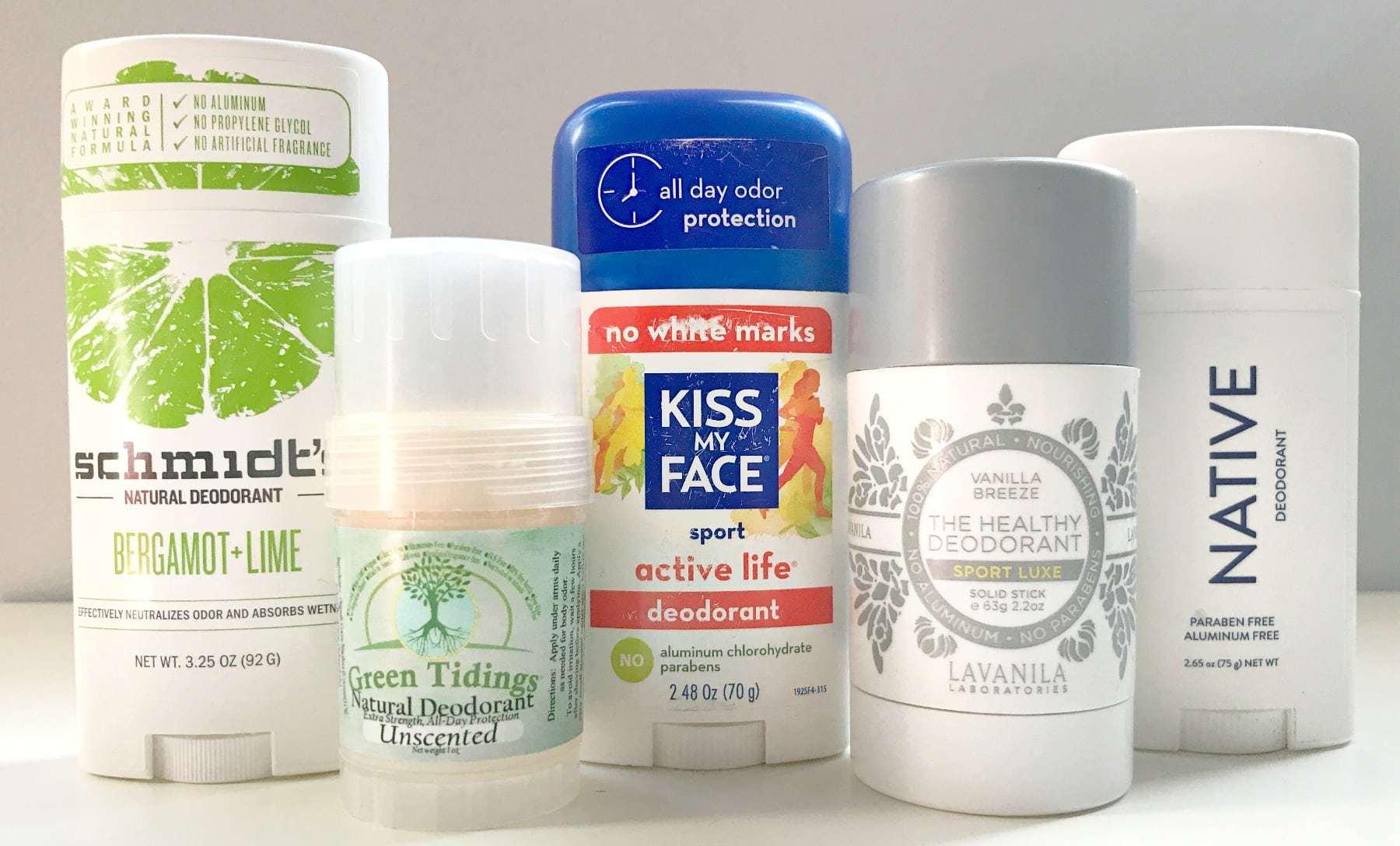 Natural Organic Deodorant Reviews