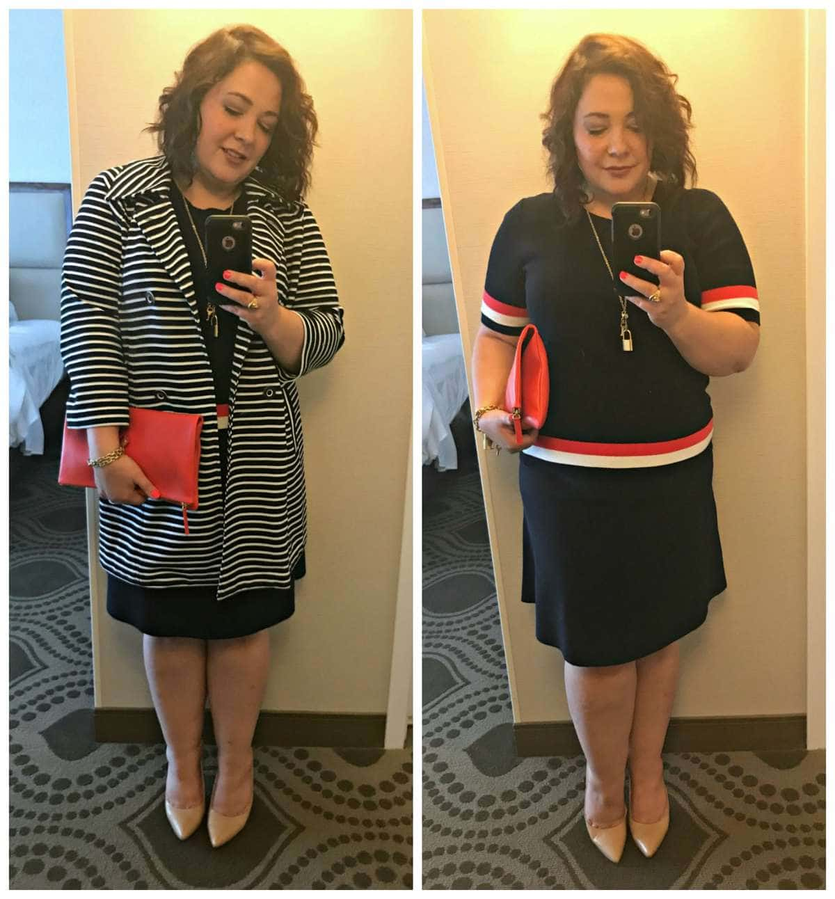 what i wore to cabi conversations spring 2017