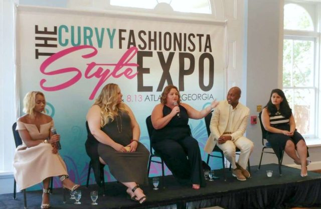 TCF Style Expo Panel