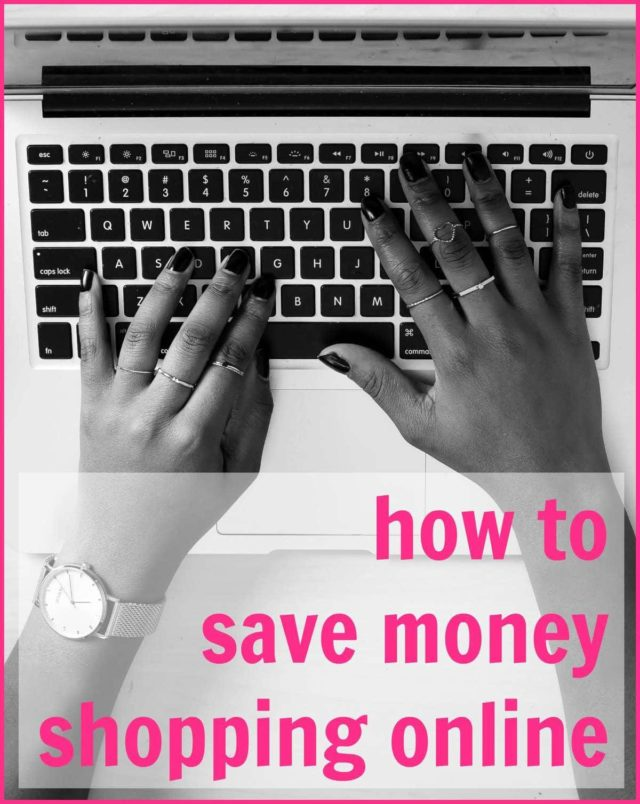 Tips on how to save money when shopping online. What sites and tools to use, and which ones to avoid. By Wardrobe Oxygen