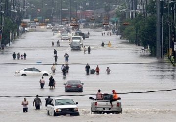 Giving Back Sunday: Hurricane Harvey Relief