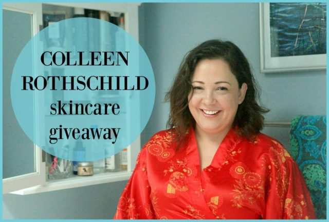 colleen rothschild beauty giveaway