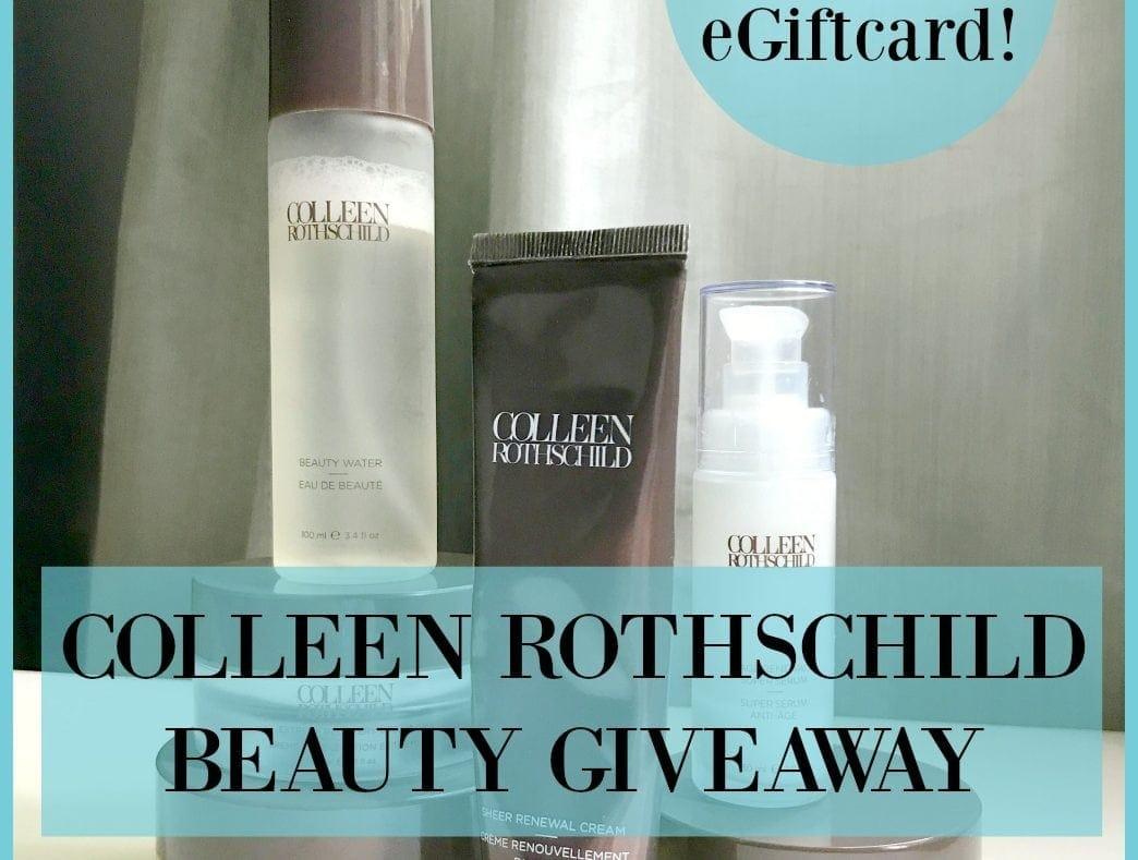Colleen Rothschild $200 GC giveaway on Wardrobe Oxygen