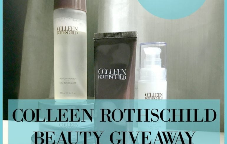 Colleen Rothschild $200 GC giveaway on Wardrobe Oxygen