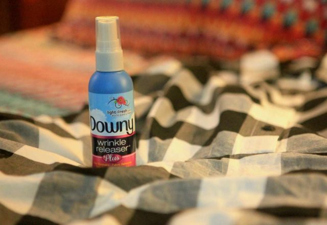 downy wrinkle releaser plus travel size