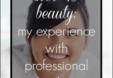 Over 40 Beauty: My Teeth Whitening Experience
